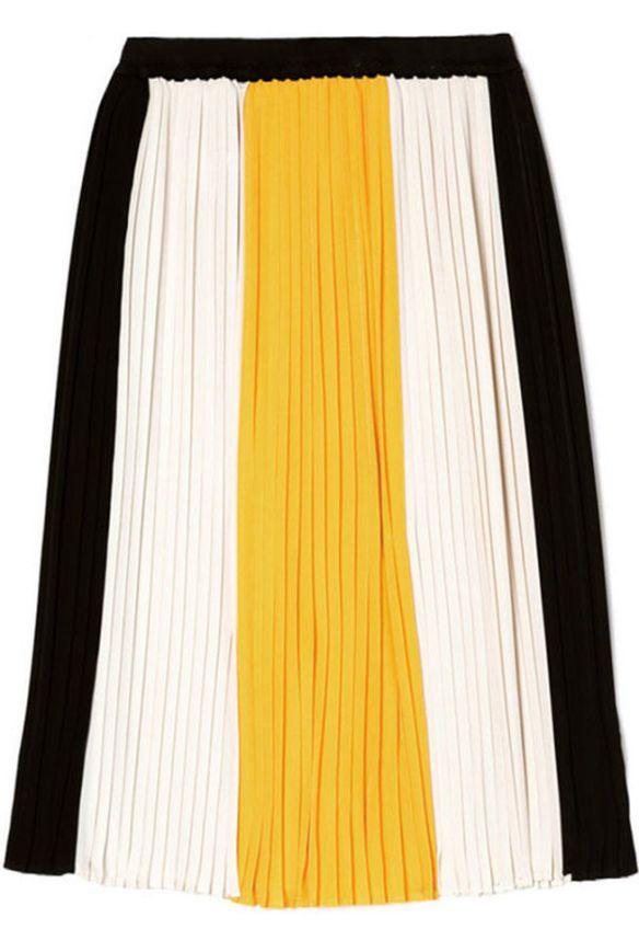 falda-plisada-sisley-7995