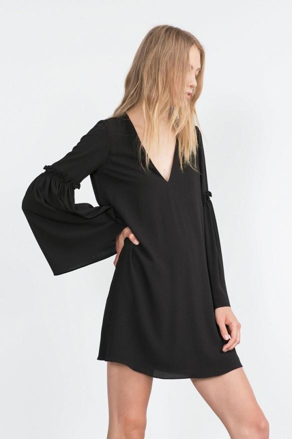 mangas_campana-vestido_negro-zara-720x1080
